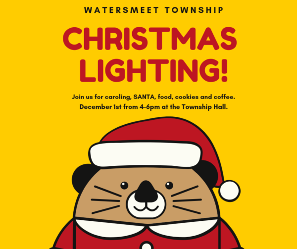 Watersmeet Township Christmas Lighting